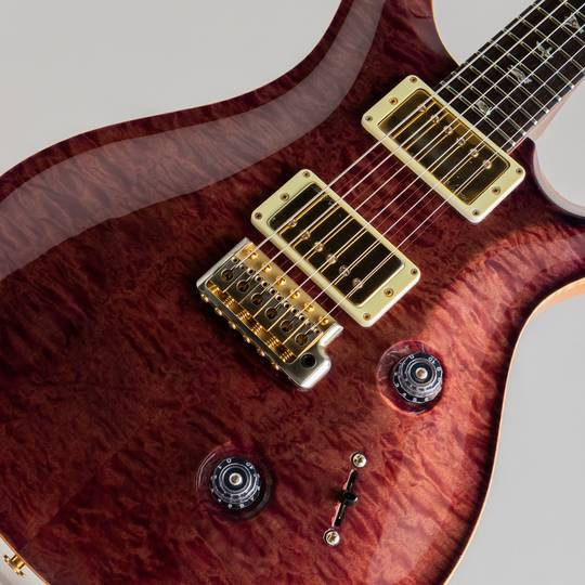 Paul Reed Smith Artist Package Custom24 Quilt Rose Neck PT GH  Armando's Amethyst 2012 ポールリードスミス サブ画像10