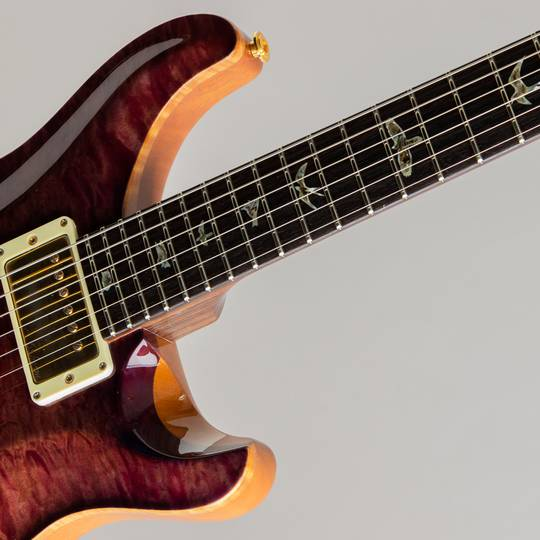 Paul Reed Smith Artist Package Custom24 Quilt Rose Neck PT GH  Armando's Amethyst 2012 ポールリードスミス サブ画像11