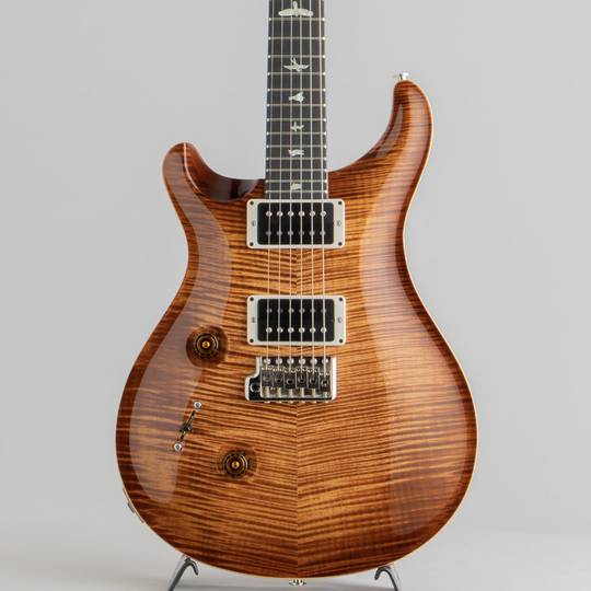 Custom24 10top PR 2018Model Left Hand Stained Neck Copperhead Burst