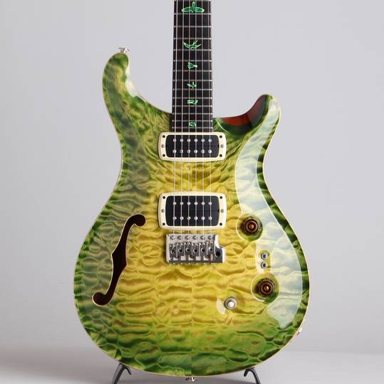 "Private Stock #3656 Custom24""Signature Hollow"" Jade Glow【Winter Namm 2012展示モデル】"