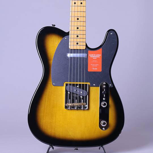Made In Japan Traditional 50s Telecaster/2-Color Sunburst/M
