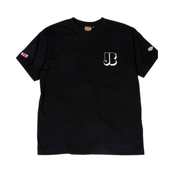 "James Brown x BBP ""Brown 72"" Tee BLACK"