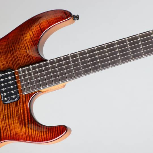 Marchione Guitars Carve Top Torrefied Figured Maple H-S-H Violin Burst マルキオーネ ギターズ サブ画像11