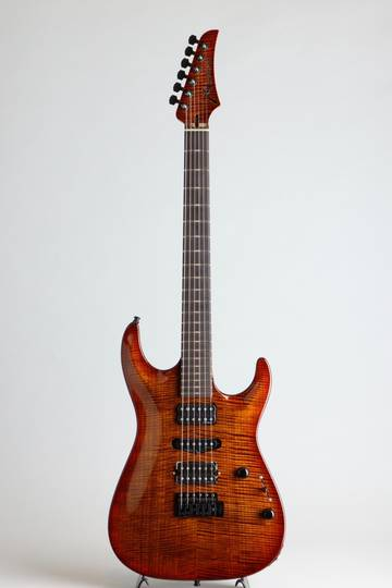 Marchione Guitars Carve Top Torrefied Figured Maple H-S-H Violin Burst マルキオーネ ギターズ サブ画像2