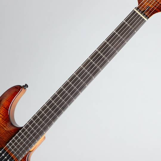 Marchione Guitars Carve Top Torrefied Figured Maple H-S-H Violin Burst マルキオーネ ギターズ サブ画像5