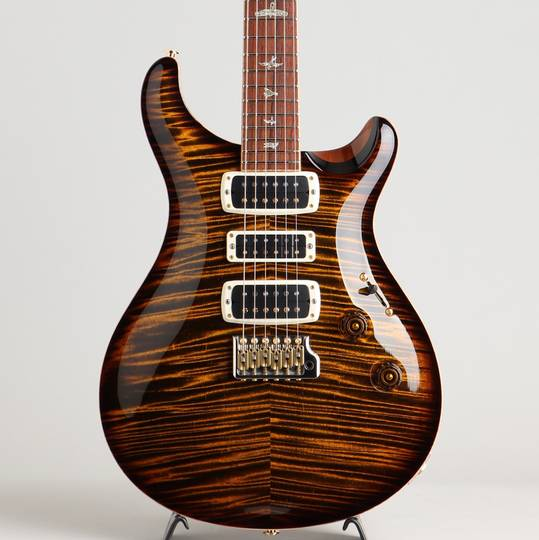 Private Stock 20th Anniversary Limited Tiger Eye Smoked Burst 2015