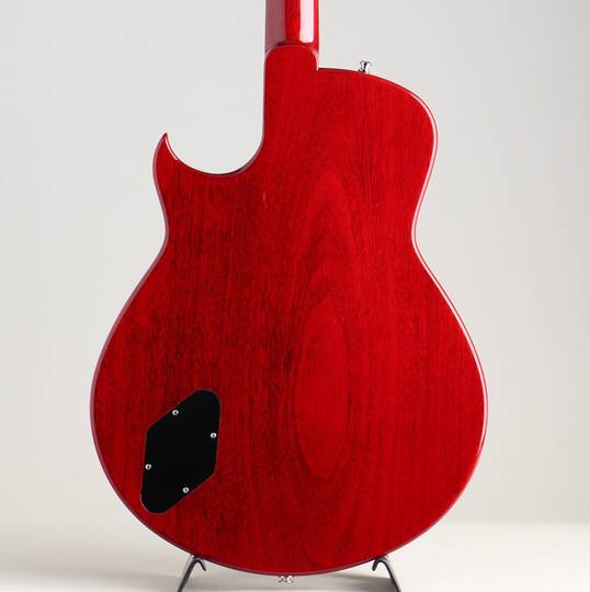 Marchione Guitars Semi Hollow Figured Maple Mahogany Cherry Burst マルキオーネ ギターズ サブ画像1