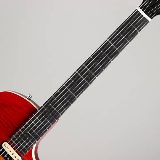 Marchione Guitars Semi Hollow Figured Maple Mahogany Cherry Burst マルキオーネ ギターズ サブ画像5