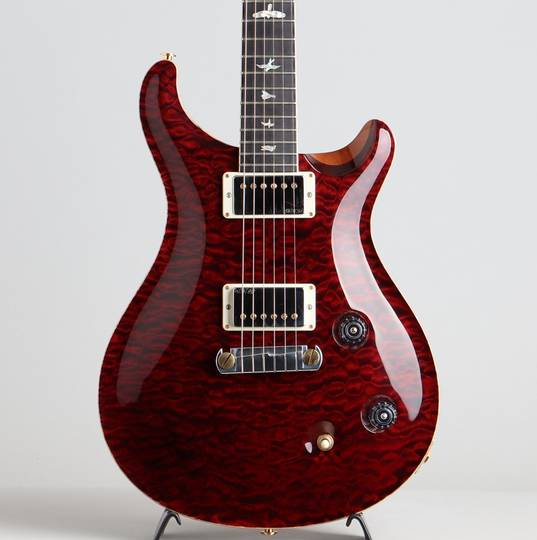 Wood Library Japan Limited McCarty PS Grade Blackwood Fingerboard Red Tiger A.Natural Back
