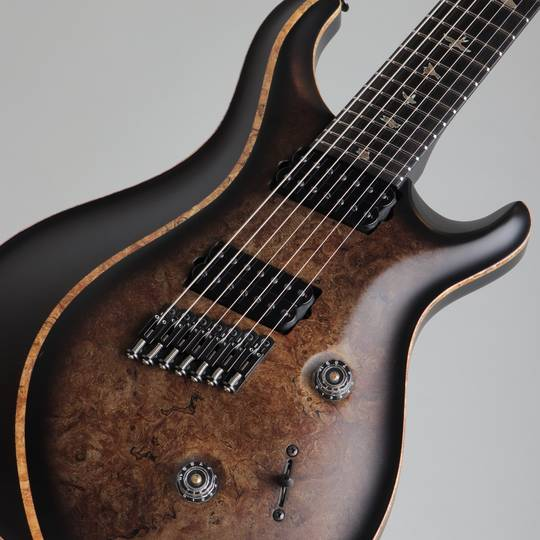 Paul Reed Smith Private Stock #7664 Custom 24 / 7 String Multi-scale Custom Body Inlay Charcoal ポールリードスミス サブ画像10