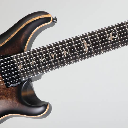 Paul Reed Smith Private Stock #7664 Custom 24 / 7 String Multi-scale Custom Body Inlay Charcoal ポールリードスミス サブ画像11