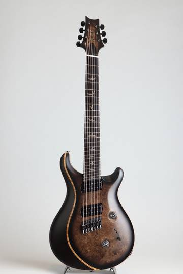 Paul Reed Smith Private Stock #7664 Custom 24 / 7 String Multi-scale Custom Body Inlay Charcoal ポールリードスミス サブ画像1