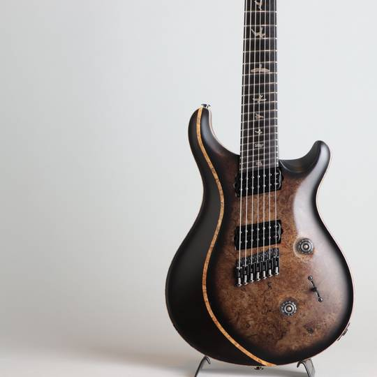 Paul Reed Smith Private Stock #7664 Custom 24 / 7 String Multi-scale Custom Body Inlay Charcoal ポールリードスミス サブ画像20