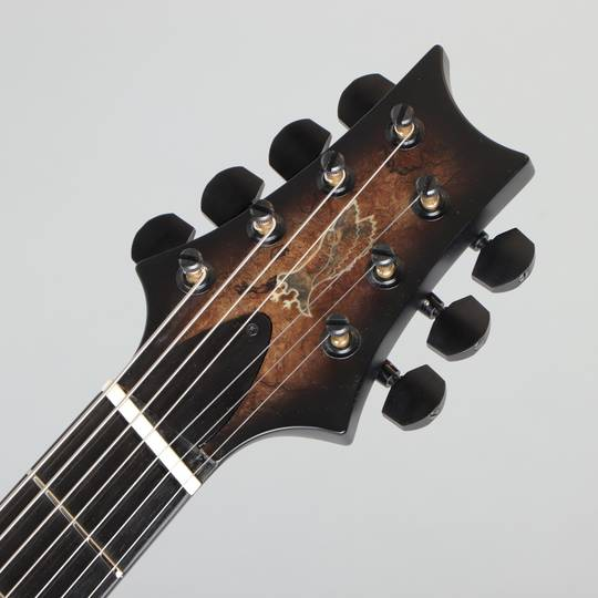 Paul Reed Smith Private Stock #7664 Custom 24 / 7 String Multi-scale Custom Body Inlay Charcoal ポールリードスミス サブ画像4