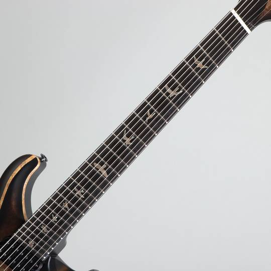 Paul Reed Smith Private Stock #7664 Custom 24 / 7 String Multi-scale Custom Body Inlay Charcoal ポールリードスミス サブ画像5