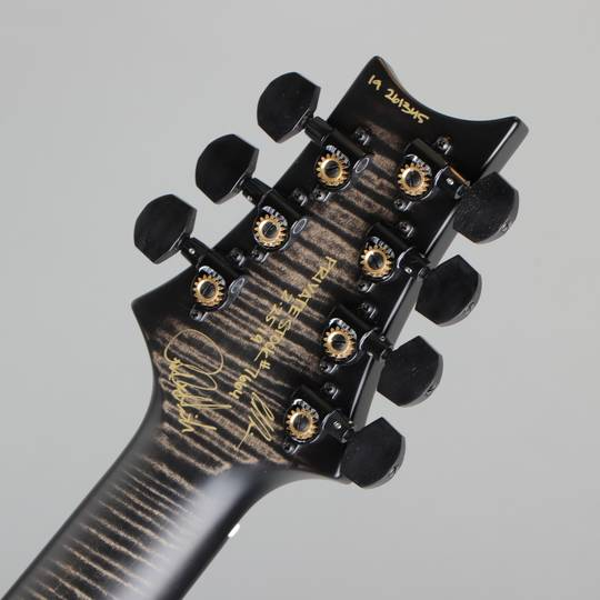 Paul Reed Smith Private Stock #7664 Custom 24 / 7 String Multi-scale Custom Body Inlay Charcoal ポールリードスミス サブ画像6