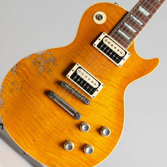 GIBSON CUSTOM SHOP Historic Collection 60th Anniversary 1959 Les Paul Standard Heavy Aged Mojave Fade ギブソンカスタムショップ サブ画像2
