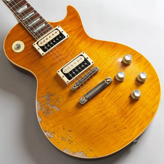 GIBSON CUSTOM SHOP Historic Collection 60th Anniversary 1959 Les Paul Standard Heavy Aged Mojave Fade ギブソンカスタムショップ サブ画像3