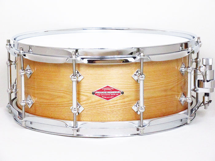 "Private Reserve Red Birch Solid Shell 14""×5.5"""