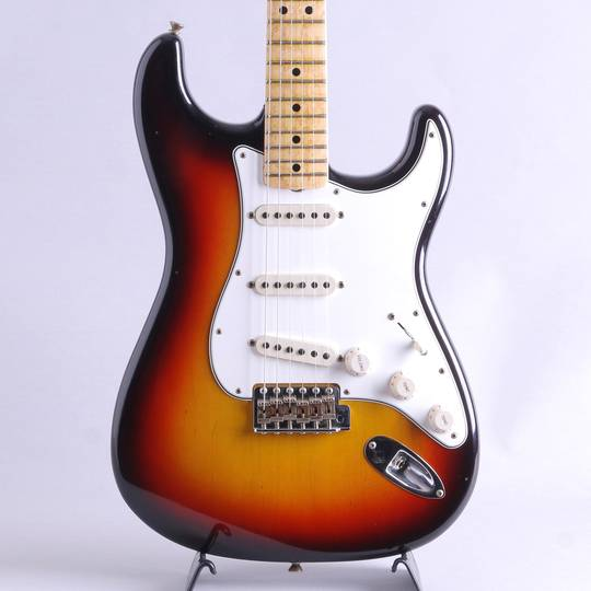 1969 Stratocaster Journeyman Relic/3-Color Sunburst【S/N:R103007】
