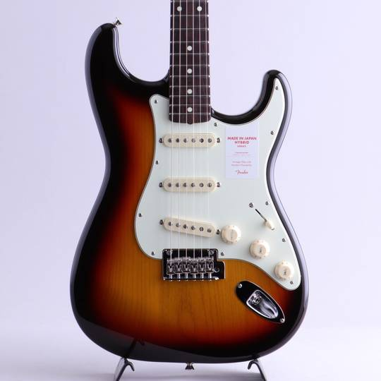 Made in Japan Hybrid 60s Stratocaster/3-Color Sunburst
