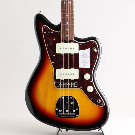 Made In Japan Traditional 60s Jazzmaster/3-Color Sunburst