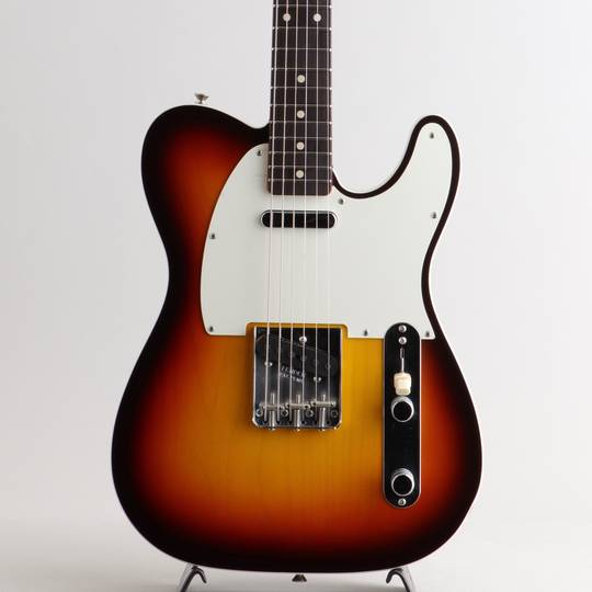 Vintage Custom 1959 Telecaster Custom NOS/Chocolate 3-Color Sunburst【S/N:R101442】