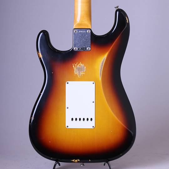 FENDER CUSTOM SHOP 62 Stratocaster Relic/Faded 3-Tone Sunburst【S/N:R94529】 フェンダーカスタムショップ サブ画像1