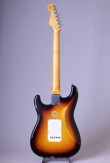 FENDER CUSTOM SHOP 62 Stratocaster Relic/Faded 3-Tone Sunburst【S/N:R94529】 フェンダーカスタムショップ サブ画像3