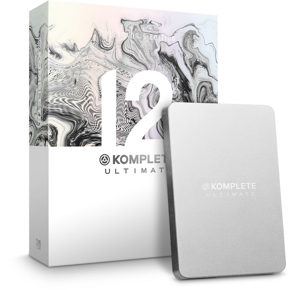 UPG from KU8-12 KOMPLETE12 ULTIMATE Collectors Edition