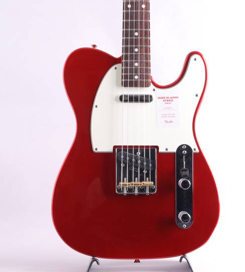 Made in Japan Hybrid 60s Telecaster/Candy Apple Red