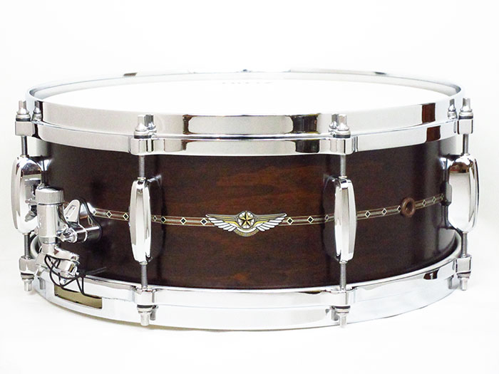 TMS1455S SDM Star Maple Snare / Satin Dark Moca