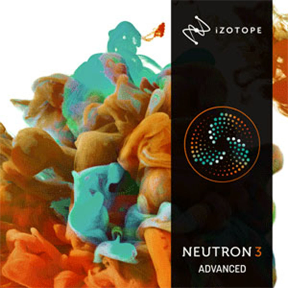 iZotope NEUTRON 3 ADVANCED ダウンロード版