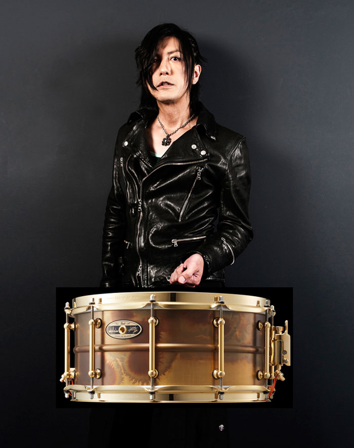 STA1465FB/SM 35th Anniversary =Limited Edition= / 宮脇知史 Signature Snare Drum
