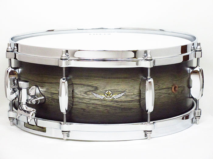 TWS1455W SBN Star Walnut Snare / Satin Black Sen Burst