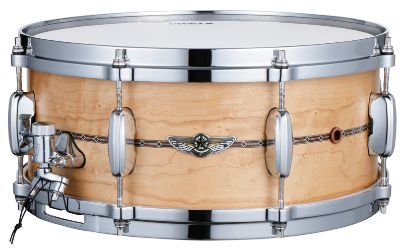 TLBM146S-OBE STAR Solid Maple Birdseye