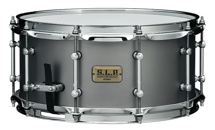 "LSS1465 S.L.P. Snare Drum 14""x6.5"" Sonic Stainless Steel"