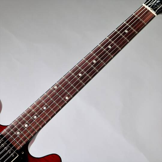 GIBSON Gibson Joan Jett ES-339 Figured Wine Red with Signature 【世界50本限定-45/50-】 ギブソン サブ画像6