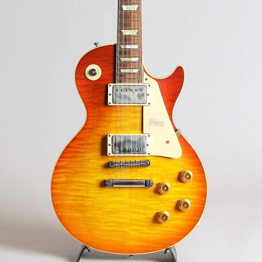 Historic Collection 1958 Les Paul Standard VOS Orange Sunset Fade #8 9472【現地選定材】