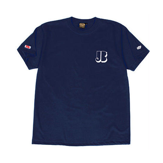 "James Brown x BBP ""Brown 72"" Tee Navy"