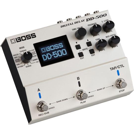 BOSS DD-500 デジタルディレイ