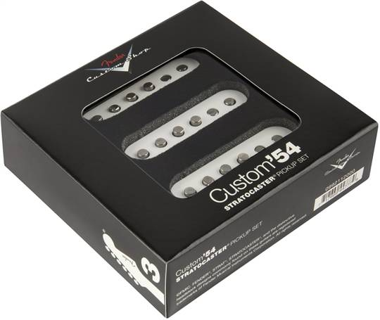 Custom Shop Custom '54 Stratocaster Pickups