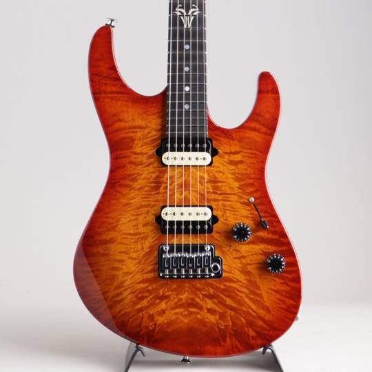 Custom Modern Trans Honey Burst 2015