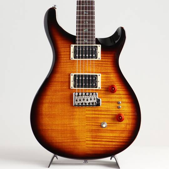 Paul Reed Smith 35th Anniversary SE Custom 24 Black Gold Burst ポールリードスミス