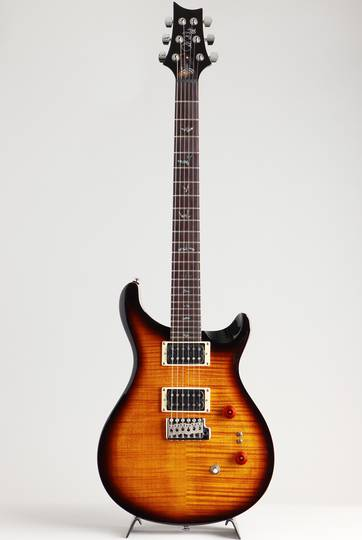 Paul Reed Smith 35th Anniversary SE Custom 24 Black Gold Burst ポールリードスミス サブ画像2