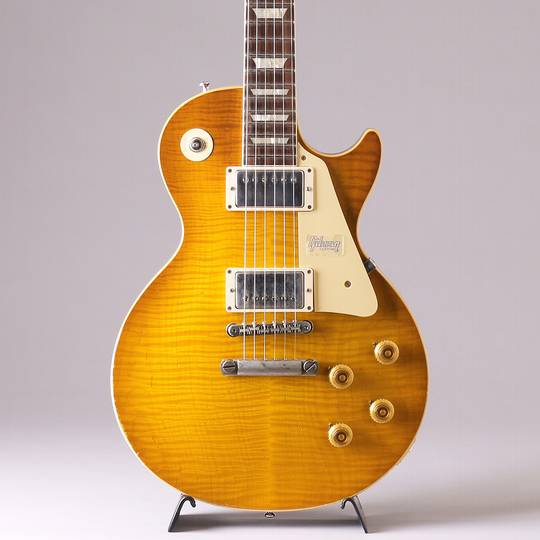 60th Anniversary 1959 Les Paul Standard Golden Poppy Murphy Aged【S/N:992169】