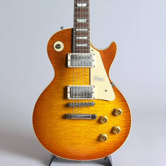 Historic Collection 1959 Les Paul Hand Select Top Lightly Aged S/N:983720