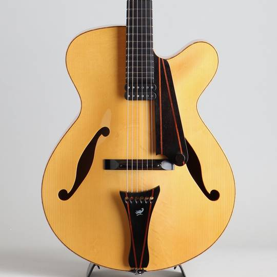 "Marchione Guitars 16INCH ARCHTOP ""SIREN"" NATURAL 2003 マルキオーネ ギターズ"