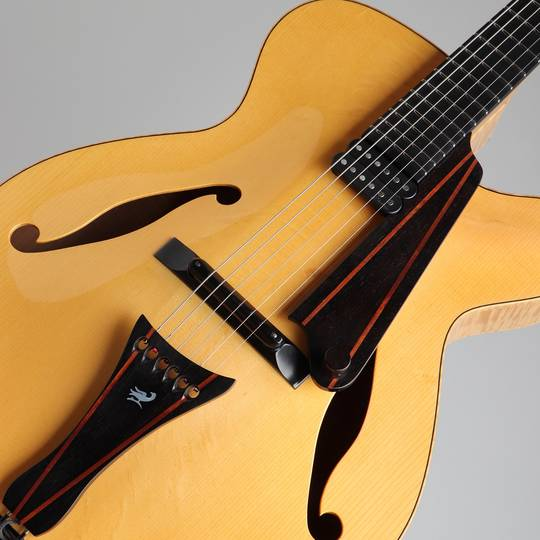 "Marchione Guitars 16INCH ARCHTOP ""SIREN"" NATURAL 2003 マルキオーネ ギターズ サブ画像10"
