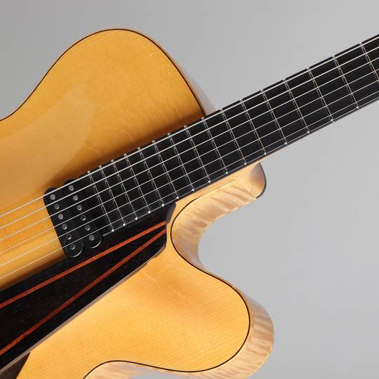 "Marchione Guitars 16INCH ARCHTOP ""SIREN"" NATURAL 2003 マルキオーネ ギターズ サブ画像11"